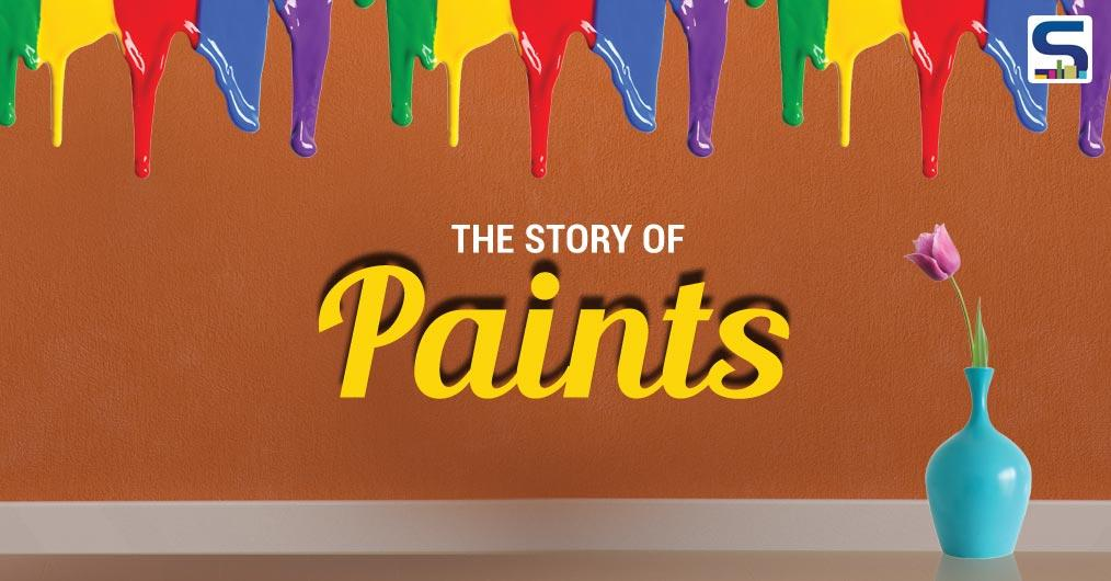 The Story of Paints