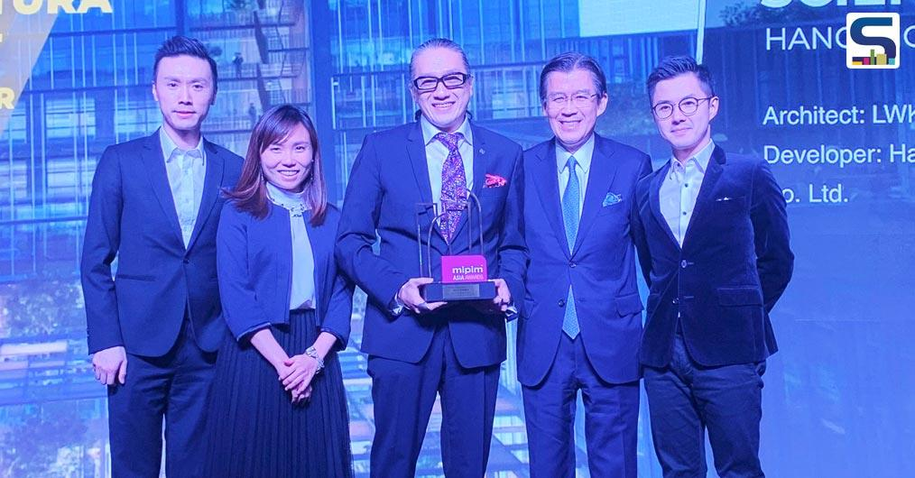 MIPIM Asia Awards is the most respected recognition in the Asian real estate industry, that celebrates exemplary property developments which demonstrate exceptional design and vision