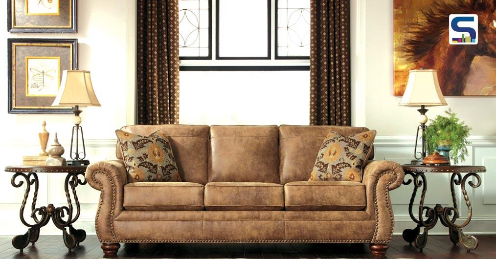 Greet the New Year with New Leather Sofa Designs