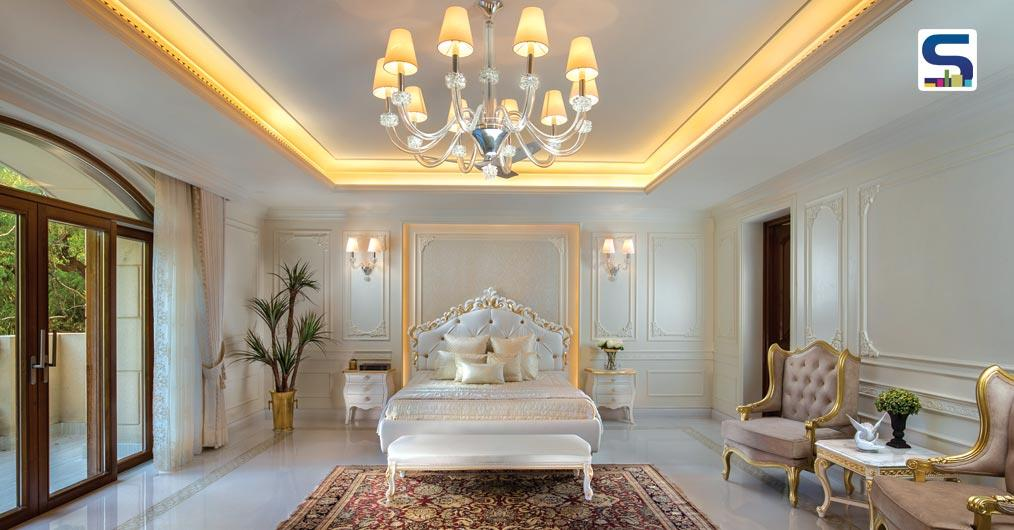 French Classical Style Inspired Bedrooms, Unveiled by 42MM Architecture