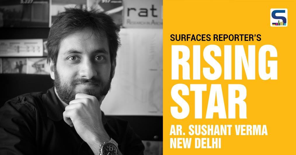 Sushant Verma is an architect & computational designer, currently leading research organization rat[LAB] - Research in Architecture & Technology. He Co-founded rat[LAB] with partner Pradeep Devadass in 2012.