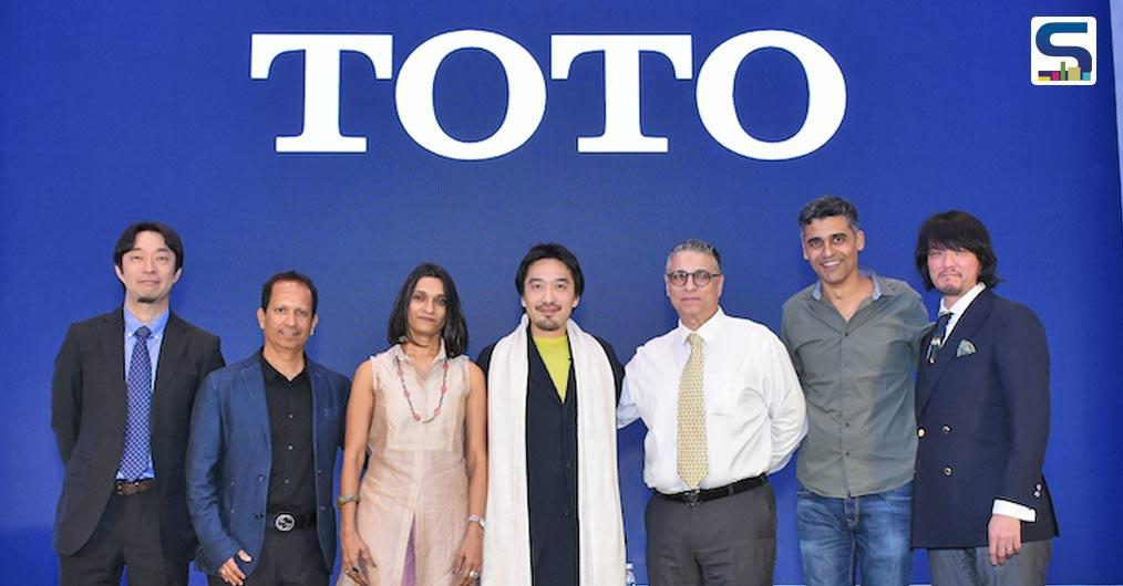 Spearheaded by Mr. Taro Muroi, Managing Director- TOTO India; the event witnessed an insightful seminar & panel discussion on 'Archaeology of the Future'.