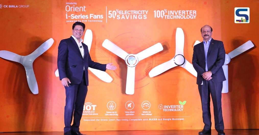 Orient Electric Ltd. Promotes IoT Enabled Inverter i-Series Fans with MS Dhoni