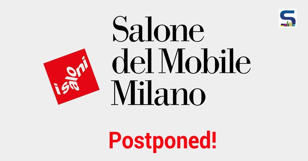 Salone del Mobile.Milano gets postponed to 16th to 21st June