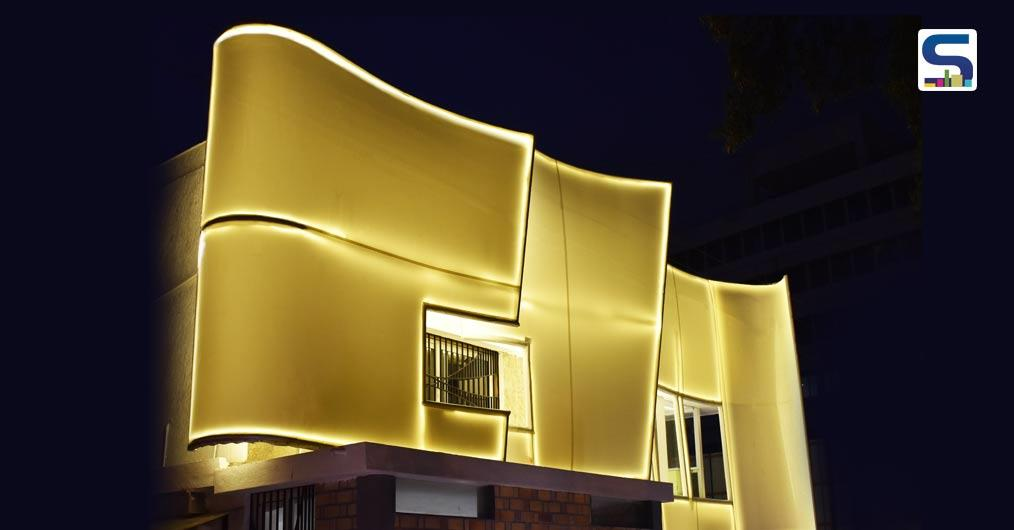 The Fabric Wave  by A. J. Architects, Bangalore
