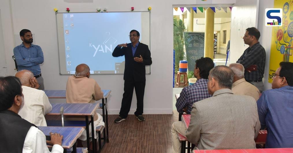 Duravit Launches Smart Class Program for Rural Students of India