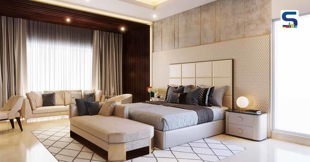Sophistication bundled with Containment by Interior Designer Vandana Goyal