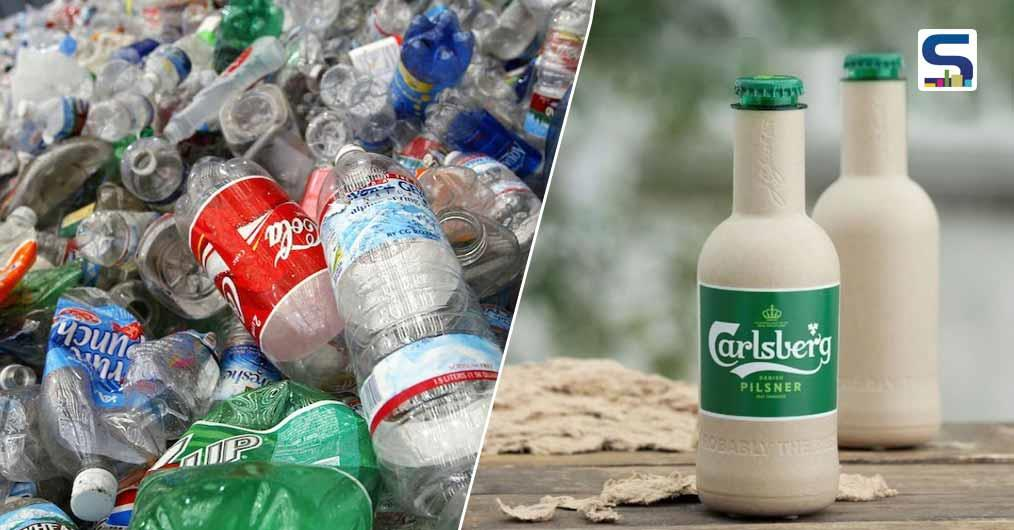 Plant-based biodegradable Cola and Beer bottles now