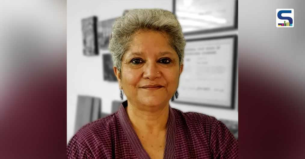 CEPT University appoints Anjali Yagnik as the Dean of Faculty of Architecture
