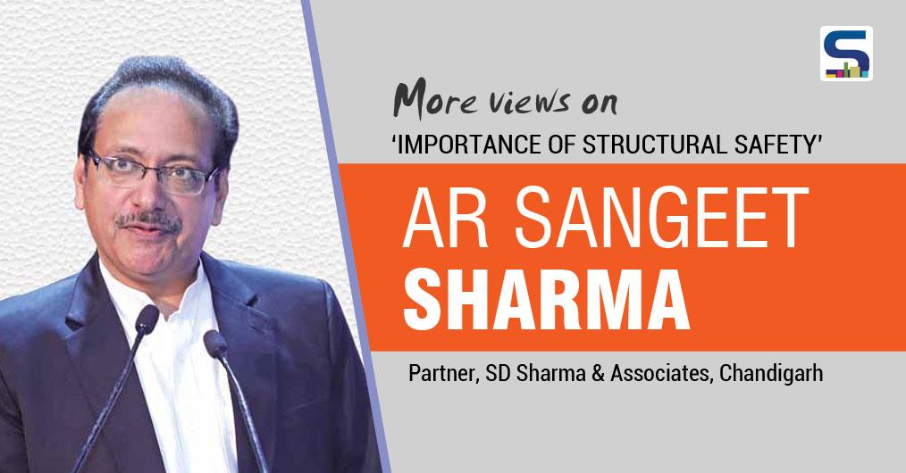 Ar Sangeet Sharma, Partner, SD Sharma