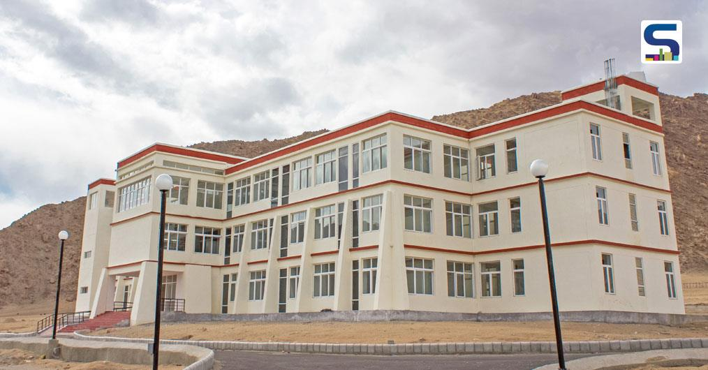 Kashmir University Leh Satellite Campus