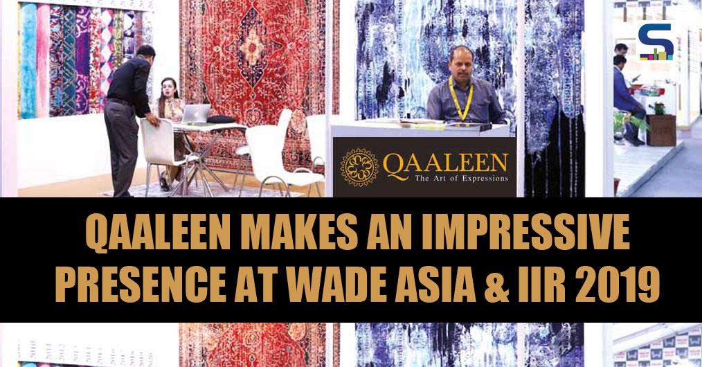 Qaaleen is a sensation that triggers royalty, heritage and artistic expression! With an experience spanning 3 generations and a global reach, Qaaleen is mostly renowned for its eliteness, elegance and enamoring forms of art and expressions.
