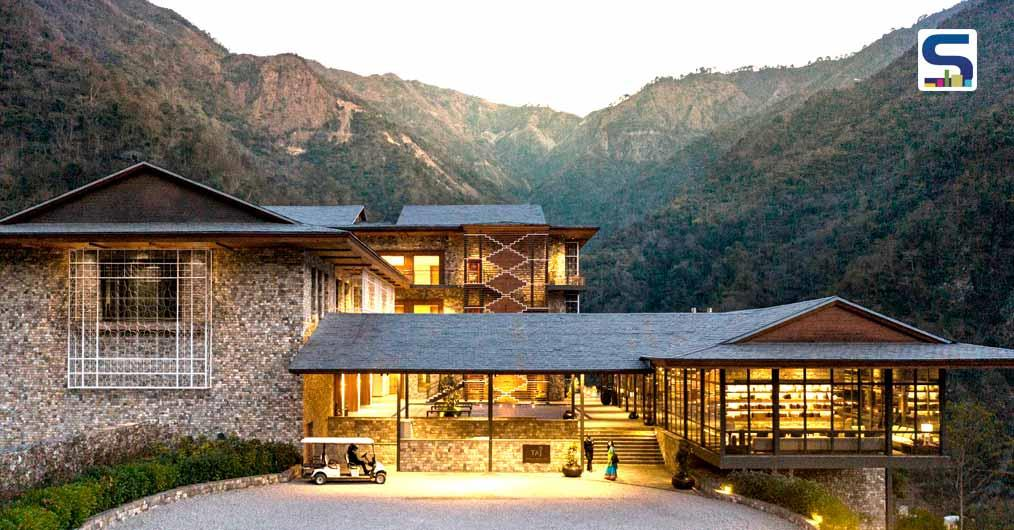 Taj Rishikesh Resort & Spa | Yh2 Architects | Edifice Consultants