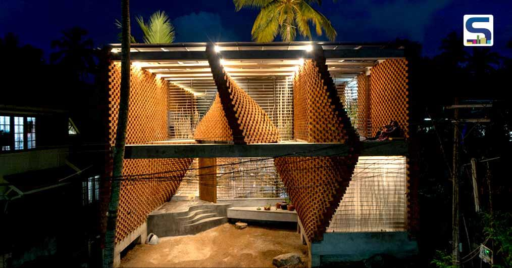 The Pirouette House |Trivandrum | WallMakers