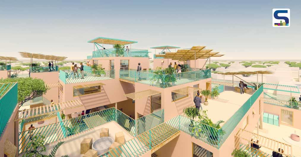 Discarded Plastic into Affordable Housing | Julien De Smedt and Othalo Bring a Ground-breaking Solution