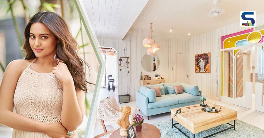 Rupin Suchak Designed Bollywood Diva Sonakshi Sinha New Home