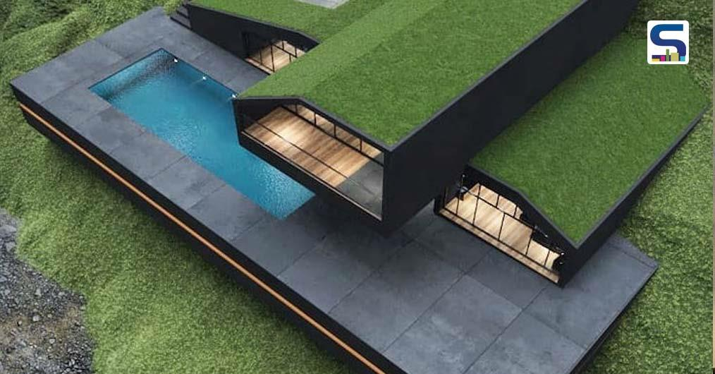 "Architect Reza Mohtashami-""Black Villa""-"