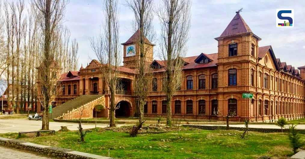 Heritage Amar Singh College Building Bags UNESCO Award for Cultural Heritage Conservation | First in J-K