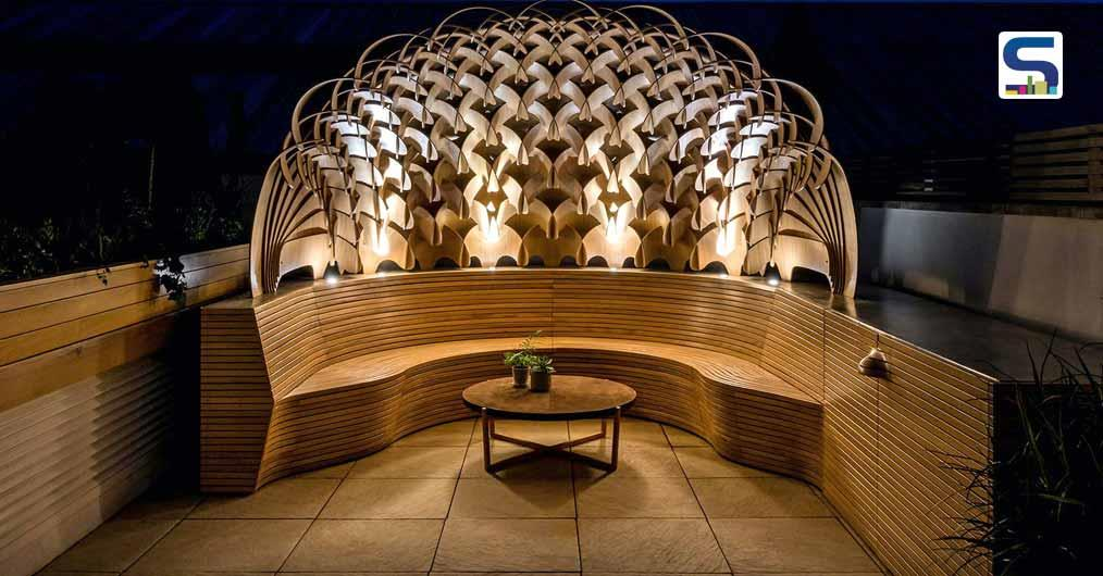 London Timber Pavilion | Schiller Projects