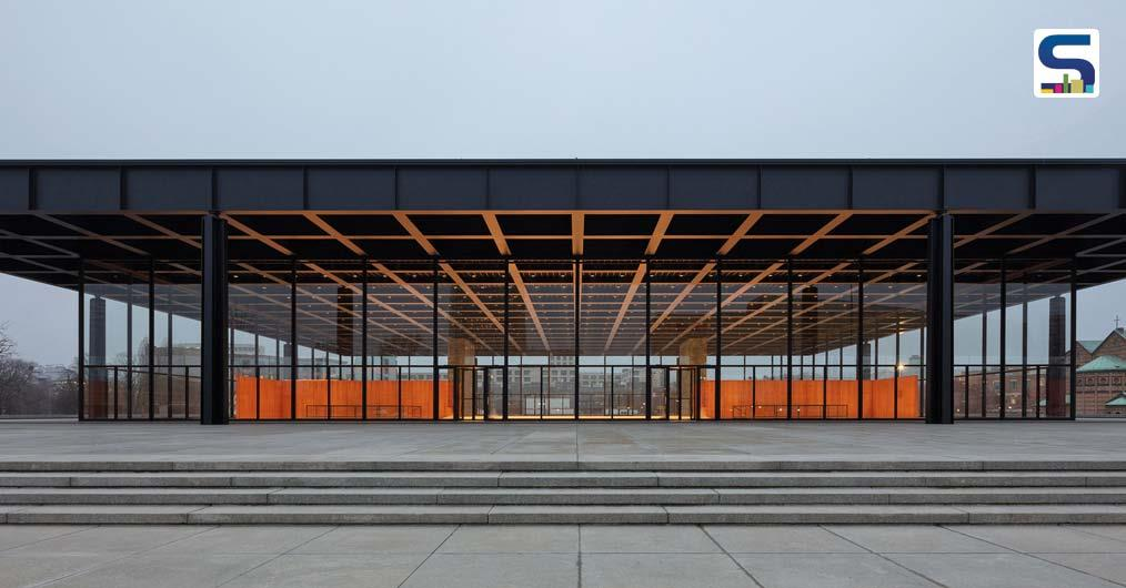 David Chipperfield Architects | Neue Nationalgalerie Museum | Renovation | Surfaces Reporter