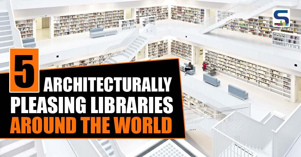 5 truly stunning libraries around the world.
