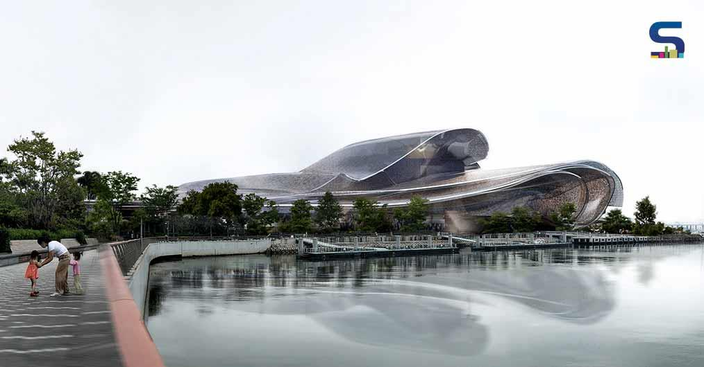 Jean Nouvel Unveils the Design of Shenzhen Opera House in China