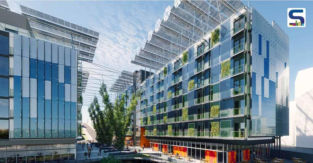 The First Triple Net-Zero Housing Complex in the World | Seventy-Six | Garrison Architects | US