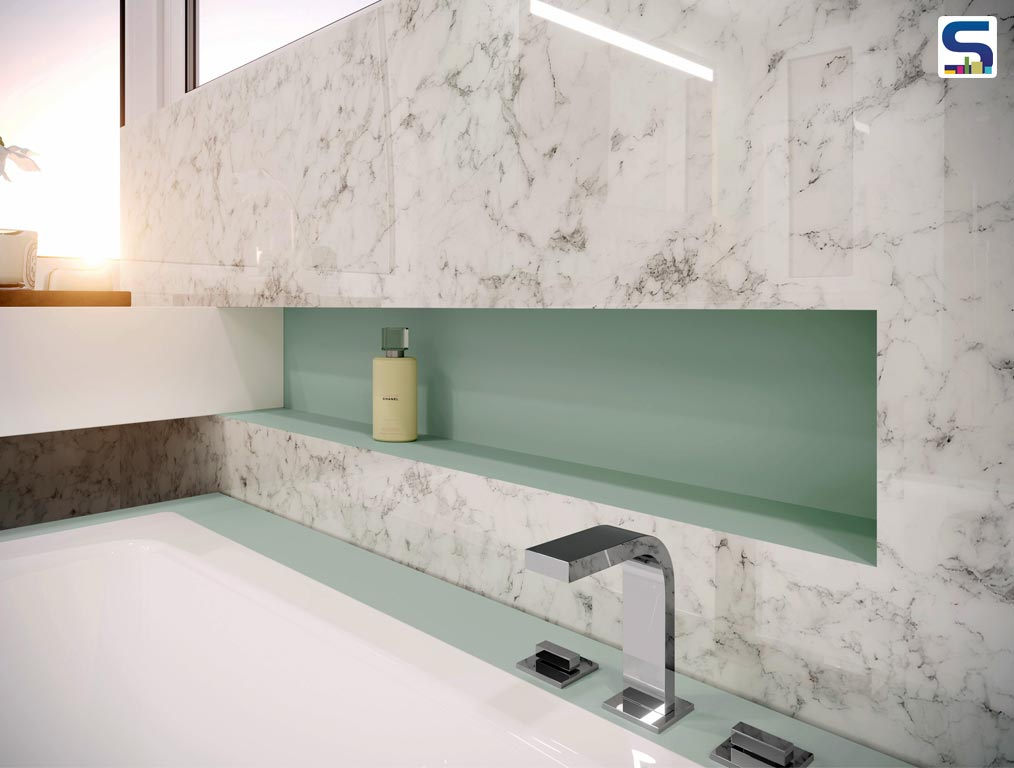 Rauvisio Crystal Laminates A Seamless Contemporary Surface Solution For Interiors