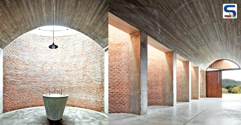 Tile of Spain Award: Best use of Tiles in Architecture