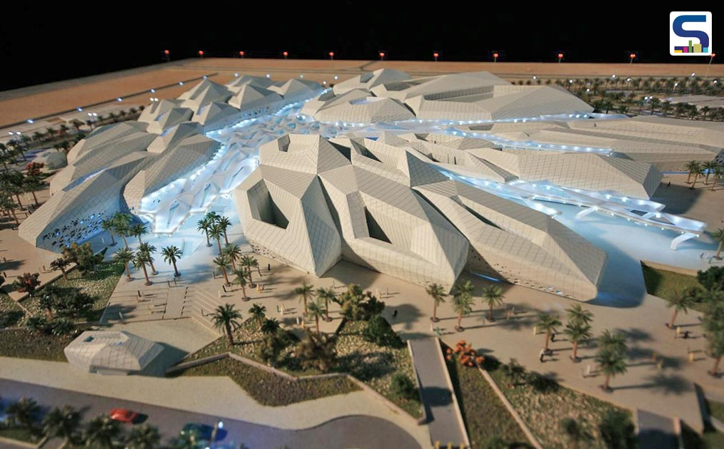 Zaha Hadid Opens To the Public in Saudi Arabia