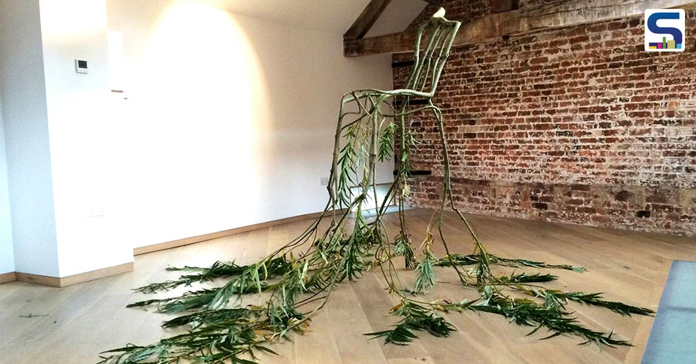 trees into chair