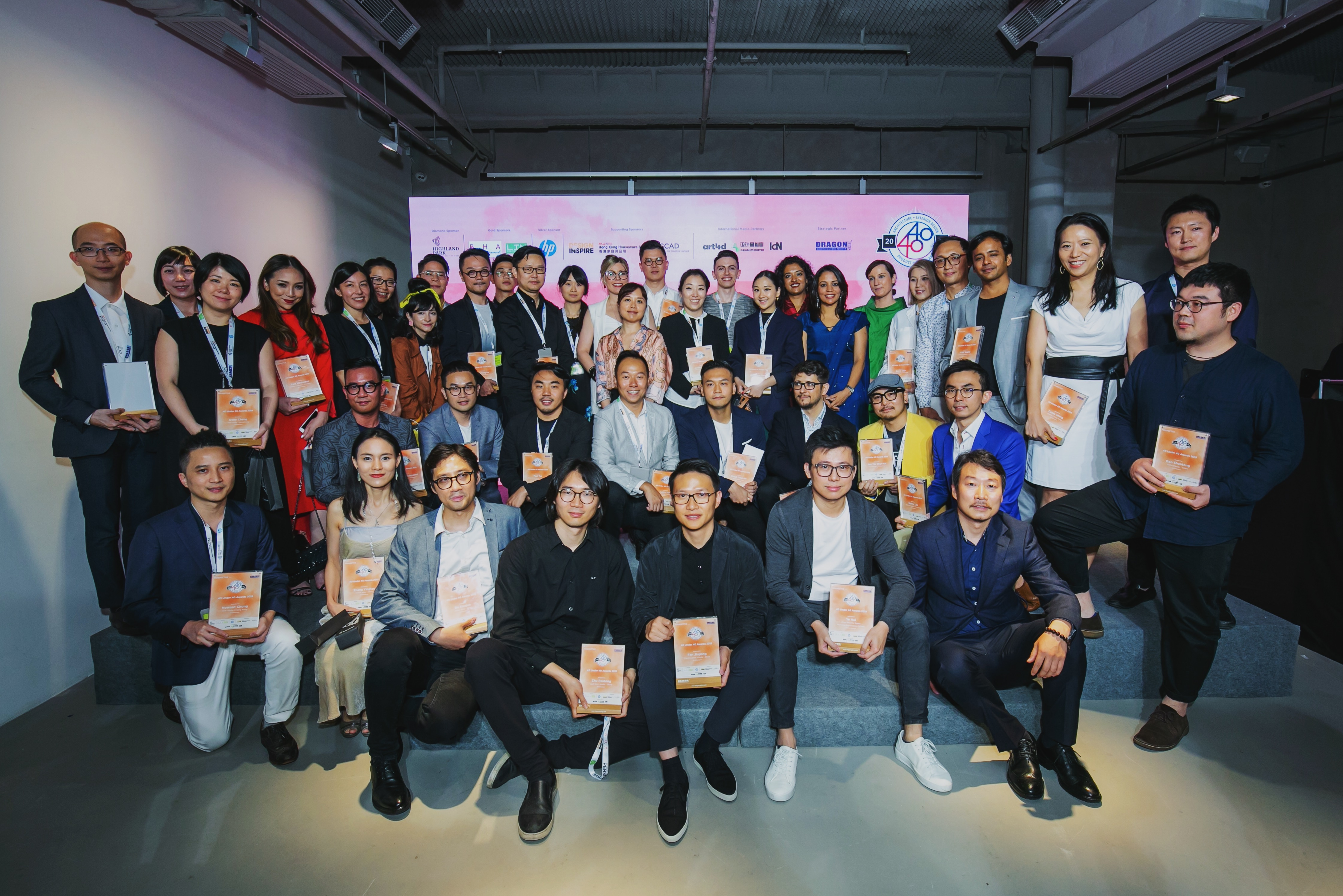 40 UNDER 40 AWARDS 2019 WINNERS
