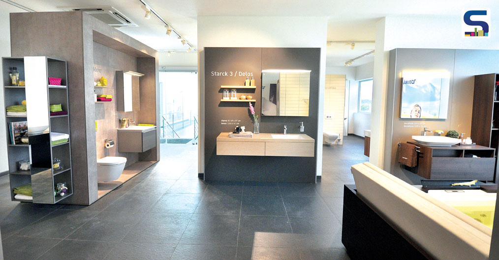 """""""For Duravit, quality is a central success factor in order to ensure the satisfaction of business partners, architects and consumers. We developed the infrastructure and trained the people to meet Duravit's high quality requirements,"""" says Asutosh Shah, Managing Director of Duravit India"""