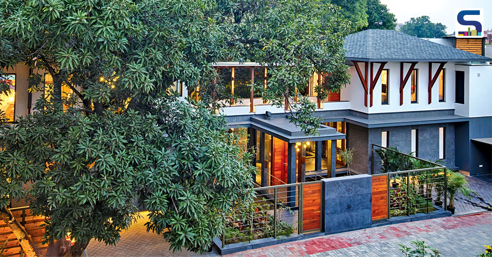 The Mango Tree House by Kinny Soni