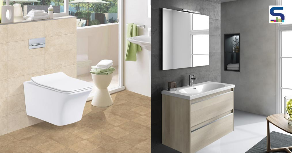 The bathroom spaces today are brought back to life with impressive & distinctive designs for water closets and counter tops. Their subtle and natural designs give a sensational look to the bathroom. It effortlessly adds a warm endearing charm to entire the bathroom space.
