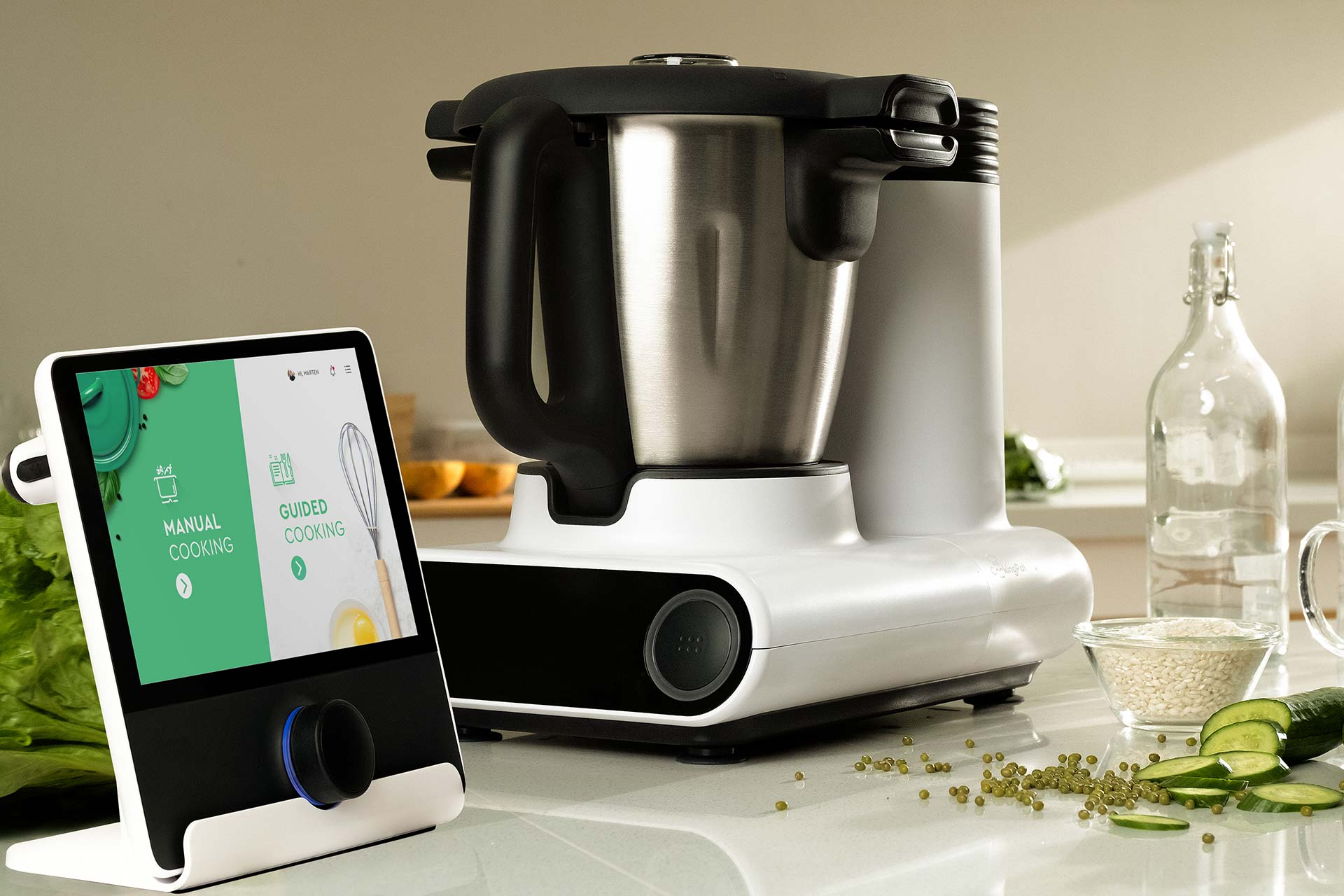 AI Assisted Cooker