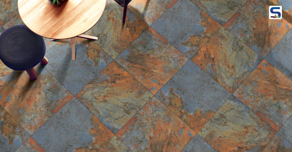 African Slate from Nitco Tiles