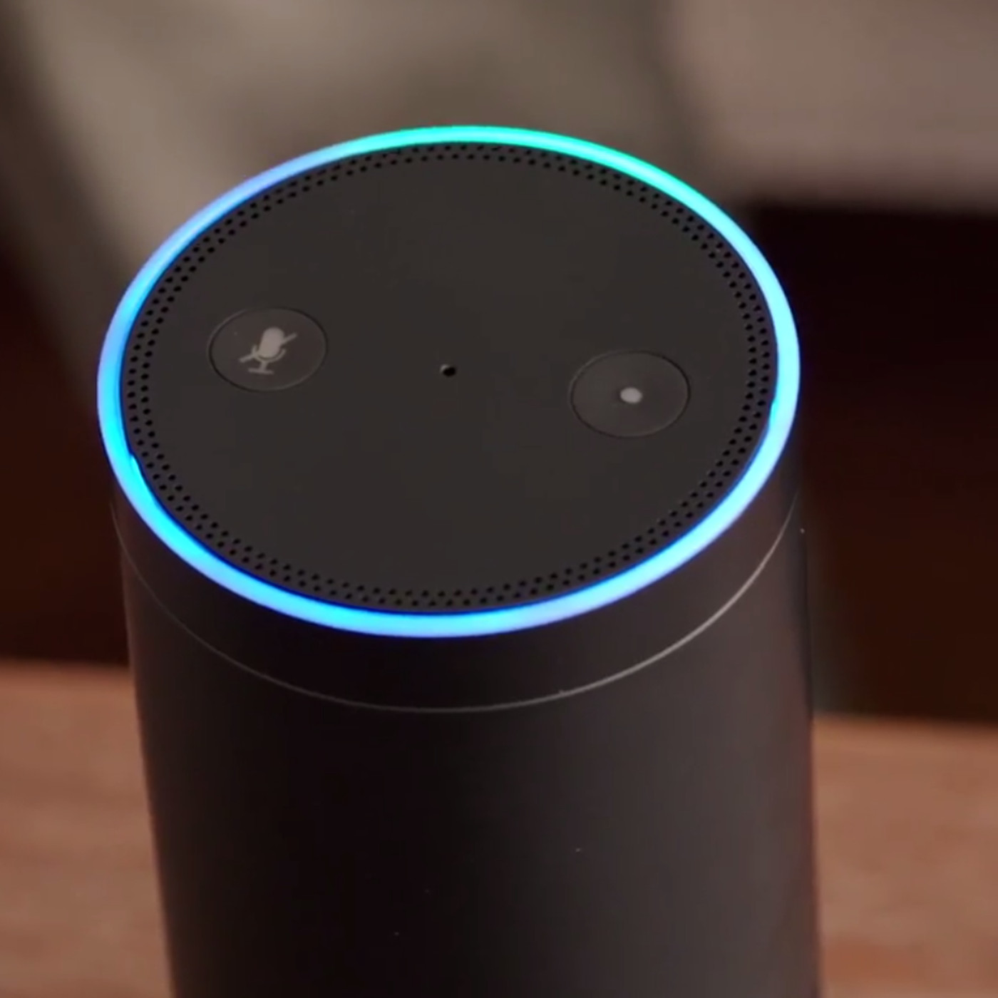 Alexa voice assistant- surfaces reporter