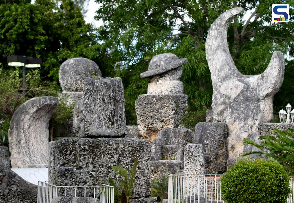 Coral Castle in Homestead, Florida