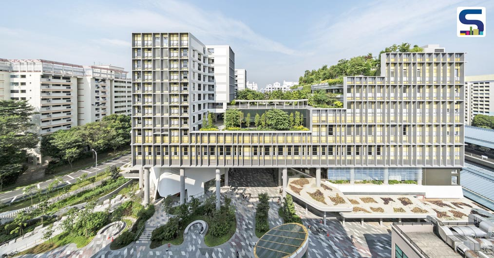 KAMPUNG ADMIRALTY by WOHA