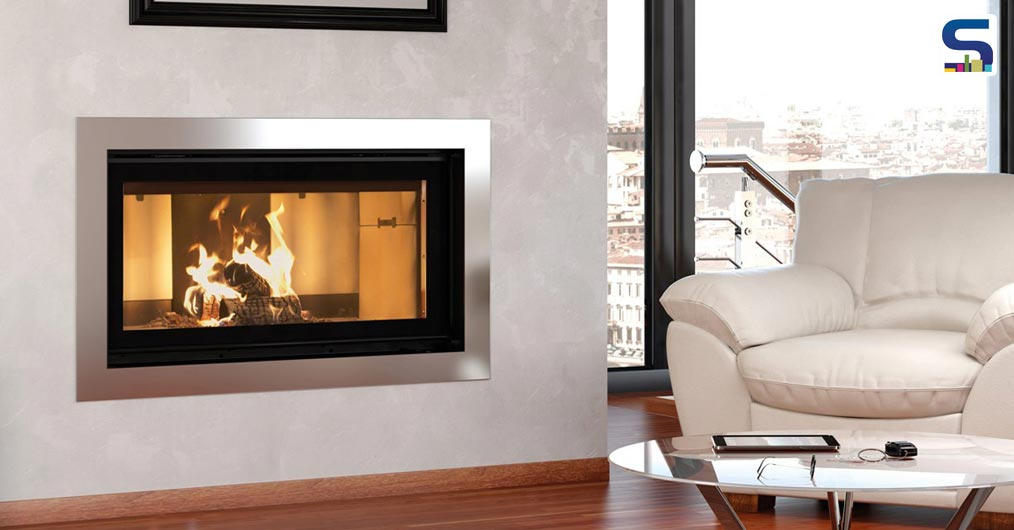 Monoblocco 1000 Evo - Wood Fireplace