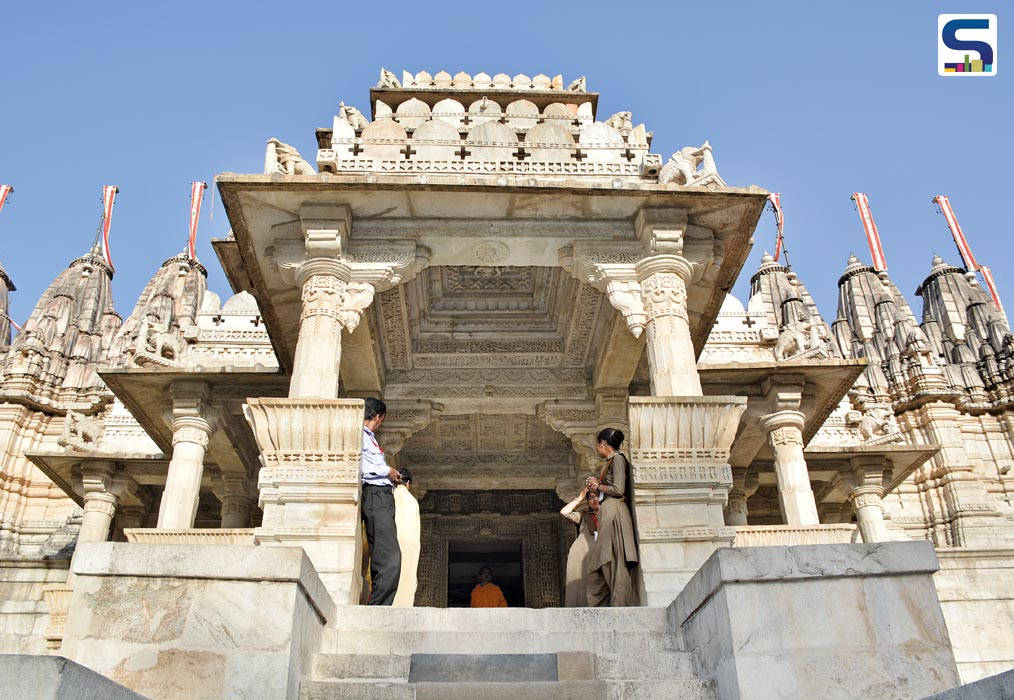 Magnificent Ranakpur Jain Temple