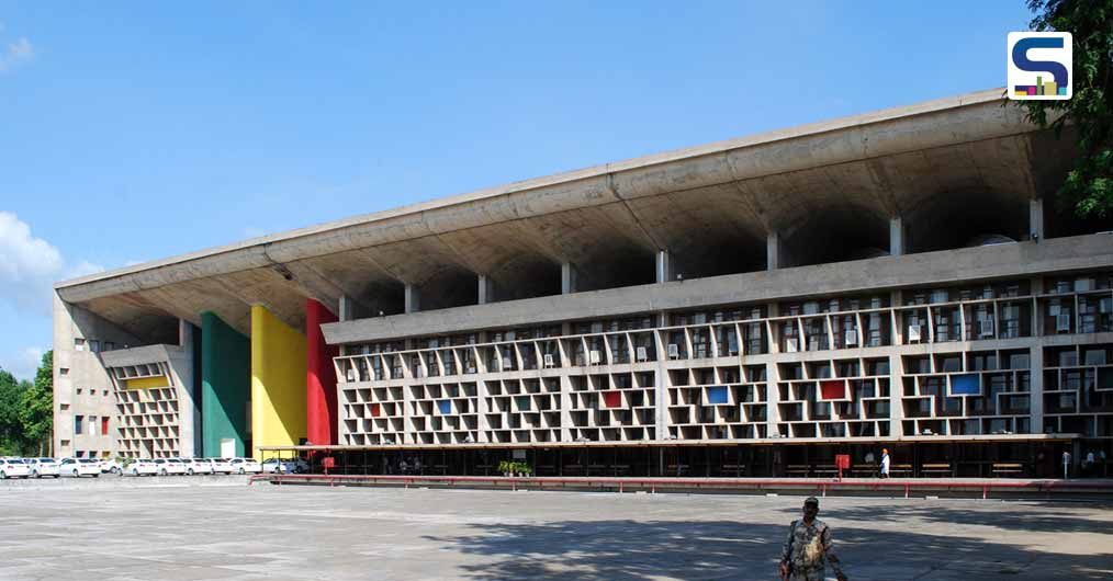 Palace of Justice, Chandigarh