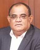 Mr Sachchidanand Rai, Chairman  Eden Realty Group