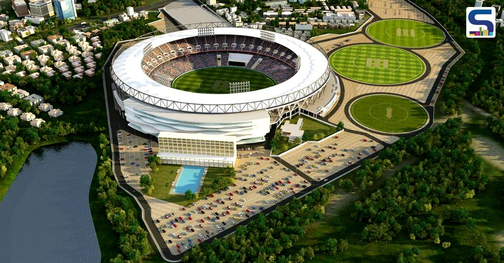 World-Class Cricket Stadiums  in India and Bangladesh