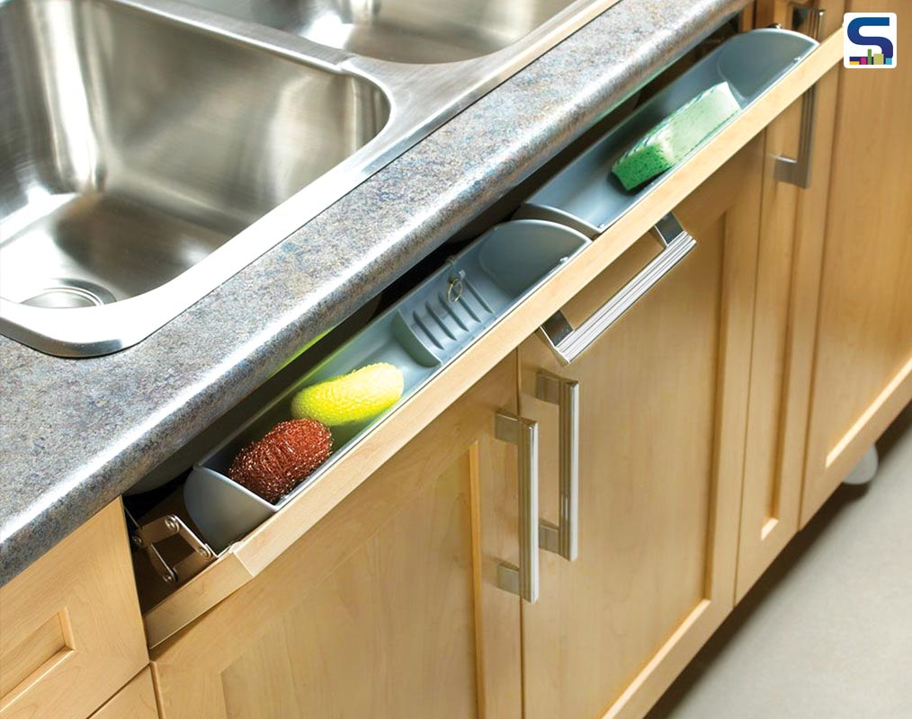 Sink Tip-out Trays