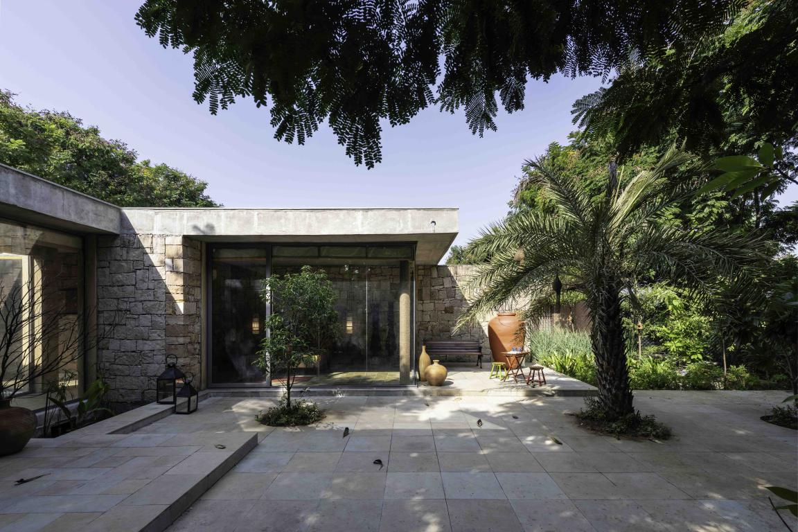 Rock House in Ahmedabad