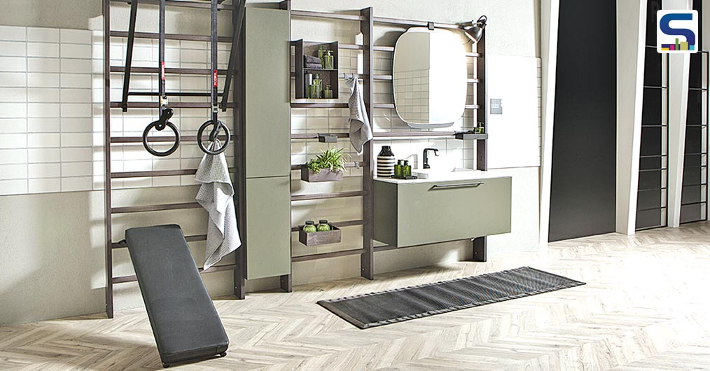 Space by Scavolini Attaching gym
