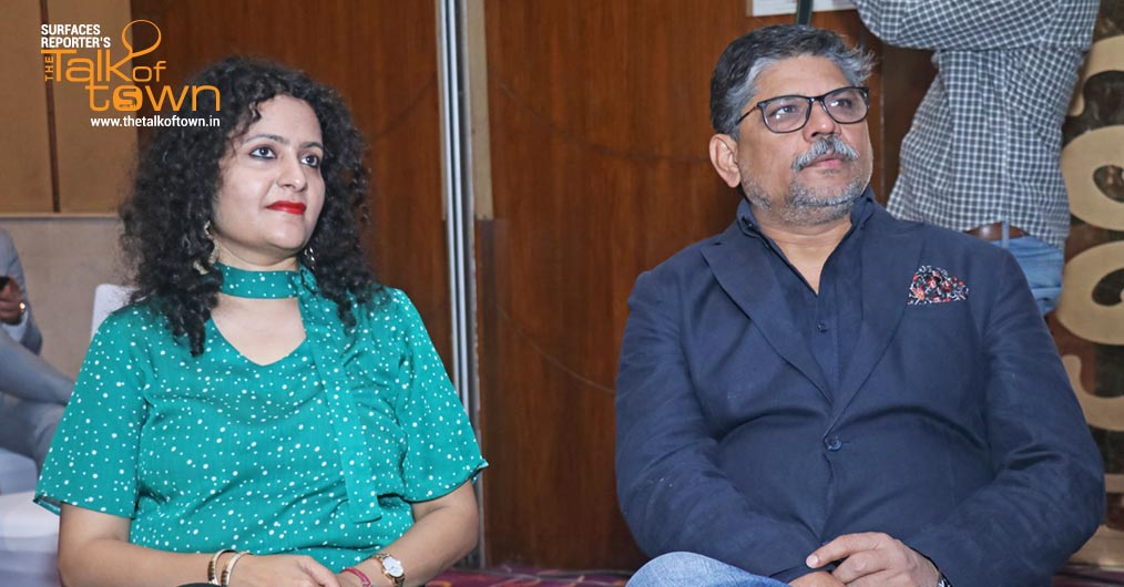 Manishi Aggarwal from Design Cosmos and Vivek Gupta from AVA Associates