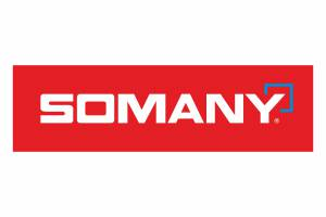 Somany Ceramics is one of the leading ceramic tiles and Sanitary ware brand in the country. Launched in 1969, the company has manufacturing plants in Kadi (Gujarat) and Kassar (Haryana), India and other joint venture plants, having a total production capacity of 60 million square meters annually.